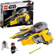LEGO Star Wars - Anakins Jedi Interceptor 75281
