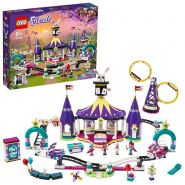 LEGO Friends 41685 'Magische Jahrmarktachterbahn', 974 Teile, ab 8 Jahren