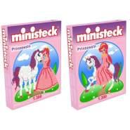 Ministeck 31320 - Prinzessin der Pferde, ca. 1.300 Teile