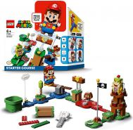LEGO Super Mario 71360 'Abenteuer mit Mario - Starterset', 231 Teile, ab 6 Jahren