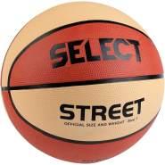 SELECT STREET BASKETBALL braun/beige, Gr. 6