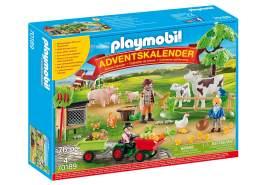 PLAYMOBIL 70189 Adventskalender 'Auf dem Bauernhof', Ab 4 Jahren
