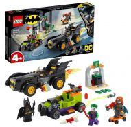 LEGO DC Batman 76180 'Batman™ vs. Joker™: Verfolgungsjagd im Batmobil', 136 Teile, ab 4 Jahren