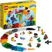 LEGO Classic 11015 'Einmal um die Welt', 950 Teile, ab 4 Jahren