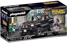 PLAYMOBIL Back to the Future 70633 ' Back to the Future Marty's Pick-up Truck', 35 Teile, ab 5 Jahren