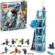 LEGO Marvel 76166 'Avengers – Kräftemessen am Turm', 685 Teile, ab 8 Jahren