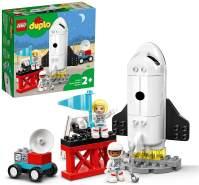 LEGO DUPLO 10944 'Spaceshuttle Weltraummission', 23 Teile, ab 2 Jahren
