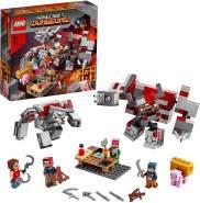 LEGO Minecraft 21163 'Das Redstone-Kräftemessen', 504 Teile, ab 8 Jahren