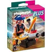 Playmobil Special Plus 5413 'Piratenangriff mit Kanone', 15 Teile, ab 4 Jahren