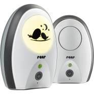 Reer '50070 RIGI' Babyphone, FHSS-Digitaltechnologie, 300m Reichweite, ECO-Modus