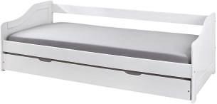 Interlink Funktionsbett Leonie 90x190 weiß