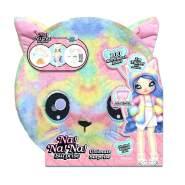 Na! Na! Na! Ultimate Surprise Rainbow Kitty, Modepuppe mit bürstbaren Haaren, Designer-Kleidung & Accessoires