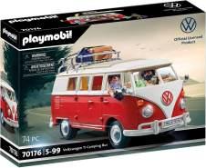 Playmobil 70176 'Volkswagen T1 Camping Bus', 74 Teile, ab 5 Jahren