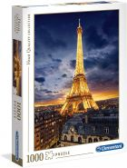 Clementoni 39514' Eiffelturm-Paris-1000 Teile Puzzle Collection