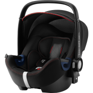 Britax Römer 'Baby-Safe 2 i-Size Cool Flow' Babyschale 2020 Black Gruppe 0+, mit Base