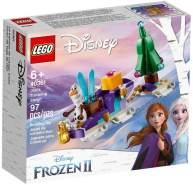 Lego Die Eiskönigin 40361 'Olafs Schlitten', 97 Teile, ab 6 Jahren