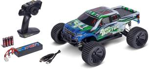1:10 Bad Buster 2. 0 4WD X10 2. 4G 100%RTR