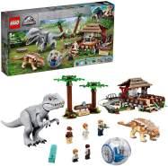 LEGO Jurassic World 75941 'Indominus Rex vs. Ankylosaurus', 537 Teile, ab 8 Jahren