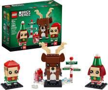 LEGO Brick Headz 40353 Rentier und Elfen