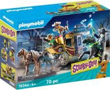 Playmobil SCOOBY-DOO! 70364 'Abenteuer im Wilden Westen', 70 Teile, ab 5 Jahren