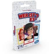 Hasbro Gaming 'Wer ist es?' Kartenspiel, Ratespiel, ab 5 Jahren, 2 Spieler, der Spieleklassiker als praktisches Kartenspiel