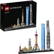 LEGO Architecture 21039 'Shanghai', 597 Teile, ab 12 Jahren, Sammlermodell