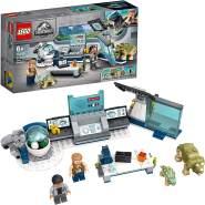 LEGO Jurassic World™ 75939 'Dr. Wus Labor: Ausbruch der Baby-Dinosaurier', 164 Teile, ab 6 Jahren