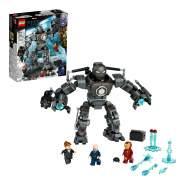 LEGO Marvel Super Heroes 76190 'Iron Man und das Chaos durch Iron Monger', 479 Teile, ab 9 Jahren