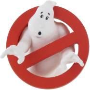 Comansi - Ghostbusters Sammelfiguren - Ghost Logo