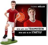 Tonies Thomas Müller 'Mein Weg zum Traumverein', Hörfigur mit ca. 27 Minuten Spielzeit, ab 6 Jahren