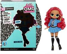 MGA Entertainment L.O.L. Surprise OMG Doll Series 3- Class Prez - Spielfigur, Puppe