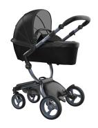 Mima Xari Design Kinderwagen Kollektion 2021 Graphite Grey Schwarz