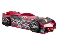 Vipack Autobett Racer Rot 90x200