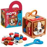 LEGO DOTS 41927 'Taschenanhänger Hund', 84 Teile, ab 6 Jahren