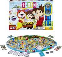 Hasbro Gaming 'Spiel des Lebens - Yokai Watch' Brettspiel, ab 5 Jahren, 2-4 Spieler, Spieleklassiker im Motiv der Serie