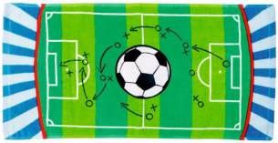 Die Spiegelburg - Zauberhandtuch Fußball Wild+Cool