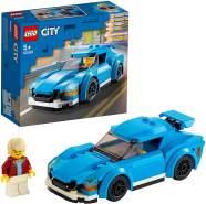 LEGO City 60285 'Sportwagen', 89 Teile, ab 5 Jahren, tolle Designdetails