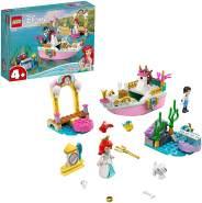 LEGO Disney Princess 43191 'Arielles Festtagsboot', 114 Teile, ab 4 Jahren