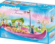 Playmobil Fairies 5445 'Prunkschiff der Feenkönigin' 43 Teile, ab 4 Jahren