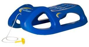 Rolly Toys 'rollysnow Cruiser' Kinderschlitten, 94 cm, inkl. Zugseil, stabile Konstruktion, klassische Silhouette, ab 3 Jahren