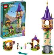 LEGO Disney™ 43187 'Rapunzels Turm', 369 Teile, ab 6 Jahren, für junge Fans der Disney Prinzessinnen