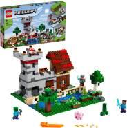 LEGO Minecraft 21161 'Die Crafting-Box 3.0', 564 Teile, ab 8 Jahren, 2-in-1-Set