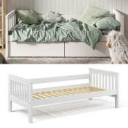VitaliSpa 'Luna' Kinderbett, weiß, 90x200cm