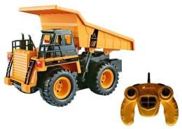 DF Models 'RC Dumper Muldenkipper', inkl. Sound-Modul und steuerbarer Ladefläche, ab 8 Jahren
