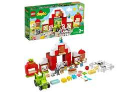 LEGO® DUPLO 10952 'Scheune, Traktor und Tierpflege', 97 Teile, ab 2 Jahren
