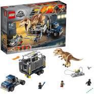 LEGO Jurassic World 75933 'T. rex Transport' 609 Teile, ab 7 Jahren