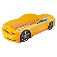 KAGU Autobett Mustang Yellow Basic