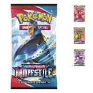 Pokémon - Booster Kampfstile - SWSH05 - Sammelkartenspiel - 1 Booster, zufällige Auswahl
