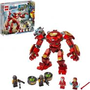LEGO Marvel Super Heroes - Iron Man Hulkbuster vs. A.I.M.-Agent 76164