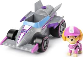 Spin Master Paw Patrol - Ready, Race, Rescue, Skyes Race & Go Deluxe Basis